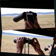 If you don't have a profesional camera... #watchpeopledo #Ngorongoro #Tanzania