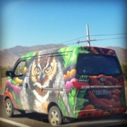 "Personalización ""Grafitti car"" #watchpeopledo"